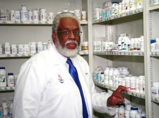 Leonard Edloe, BSP, MDiv, Pharm.D.