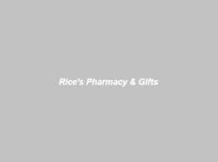 Rice's Pharmacy & Gifts