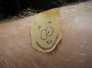 Patchwork-Kill for Skin Cancer