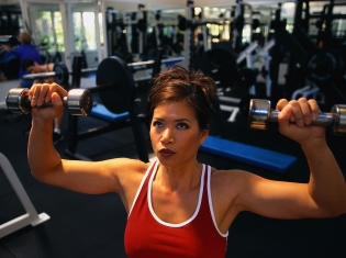 Work Out, Look Younger!