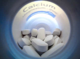 Toss the Vitamin D and Calcium?