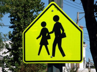 Exploring the Safety of Walking to School