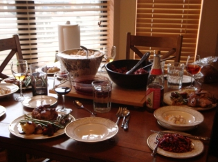 Exercising to Counter Holiday Overeating