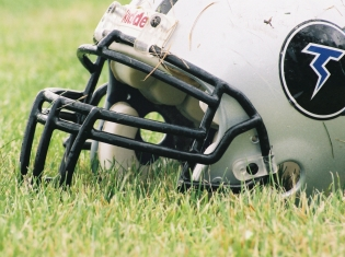 Special Football Helmets Didn't Lower Concussion Risk