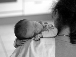 Mother-Infant Separation is Stressful
