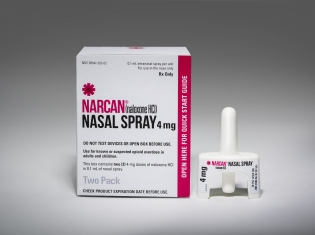 Overdose Nasal Spray Rx Approved