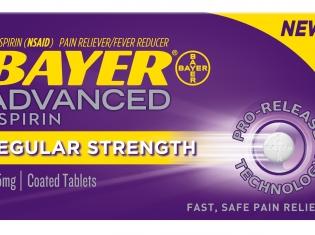 Faster Acting Aspirin Hits the Market