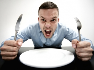 Hunger Could Help You Stay Awake