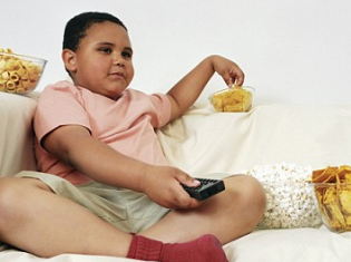 The Pressure's On for Overweight Kids