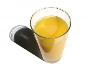 Less Juice, Fewer Calories