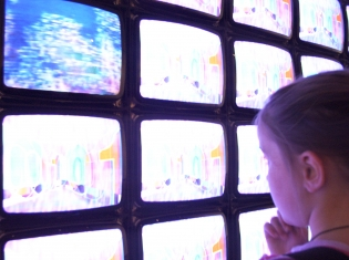 Too Much TV a Problem for Kids