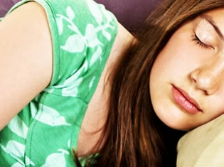 More Pillow Time, Less Weight Worries for Teens