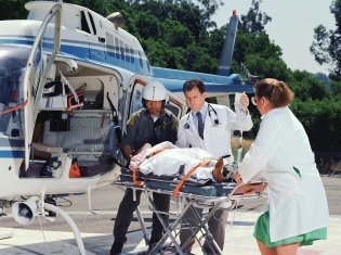 EMS Key in Heart Attack Care