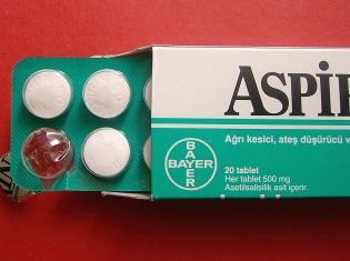 An Aspirin a Day After Blood Clots