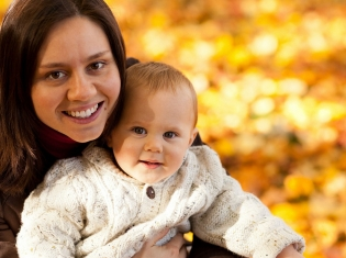 Early Caregiving Boosted Babies' Development