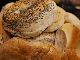 Undeclared Milk in Everything Bagels Prompts Recall