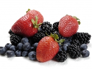 Berries Boost Your Brain!