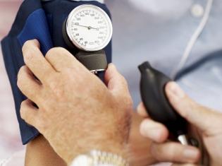 19 Percent Have High Blood Pressure