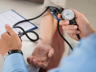 Blood Pressure Was Lower in Patients Who Visited Doctor More