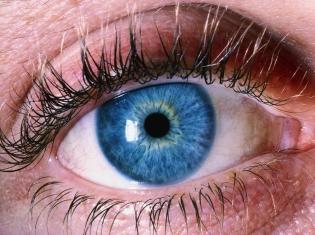 Fewer Seniors Visually Impaired