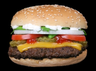 McDonalds + Math = F