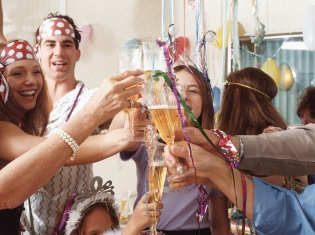 Pre-Drinking May Produce Over-Drinking