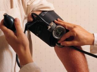 Blood Pressure Medicine Fighting COPD