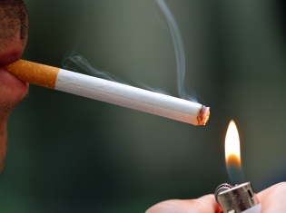 Smoking May Raise Risk of Second Cancer