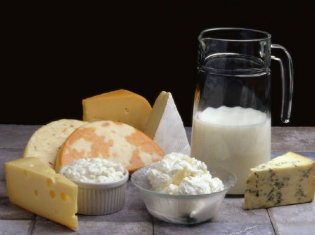 Low Fat Dairy Lowers Stroke Risk