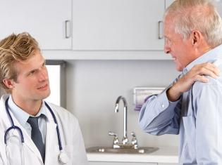 Shoulder Surgery Helped Relieve Arthritis Pain