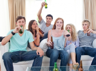 The Power of the Silver Screen: Teens, Movies and Alcohol