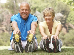 For Older Adults, a Little Exercise Might Do A Lot