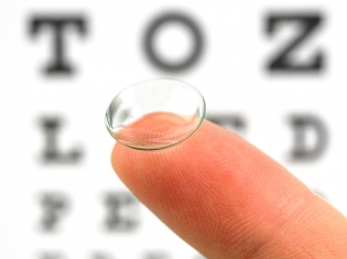 "New ""Smart"" Contacts May Predict Blindness"