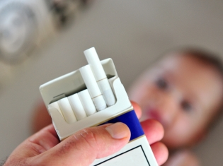 To Keep Your Kids from Smoking, Kick the Habit Yourself