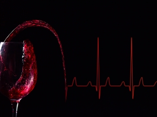 Alcohol: A Little Could Do Your Heart Good