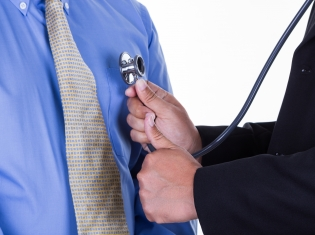 Why Won't Guys Go to the Doctor?