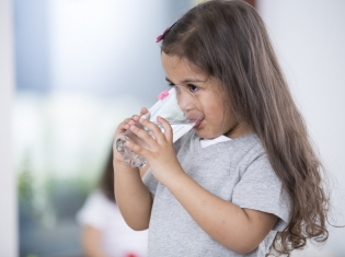 Your Child Might Not Be Getting Enough Water