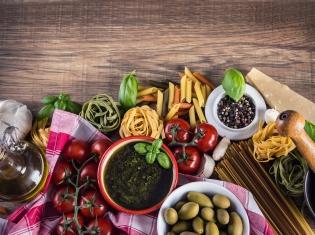 Mediterranean Diet: Good Health, Long Life