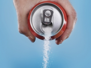 For Better Health, Nix the Sugary Drinks