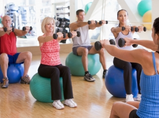 Getting Physical Could Fight Liver Disease