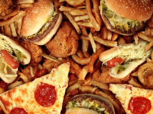 Fast Food May Mean More Phthalates