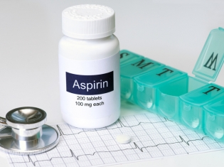 Aspirin Can't Replace Healthy Lifestyle