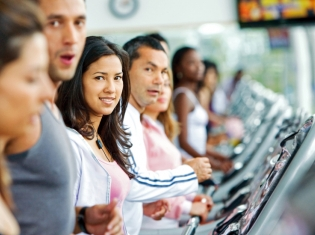 Get Moving to Prevent Diabetes