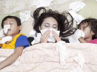 Influenza is an Epidemic in 22 States