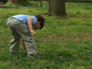 High Tech Treasure Hunt Gets Teens Outside