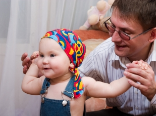 Stay-at-Home Dads Promote Gender Equality