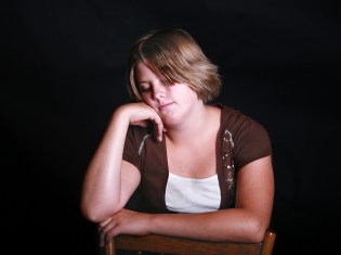 Teen Depression may be Hard-Wired