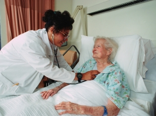 Stomach Flu Can Be Fatal in Nursing Homes