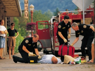 A Second Chance for Cardiac Arrest Victims