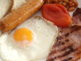 Bacon and Eggs vs. Carbohydrates